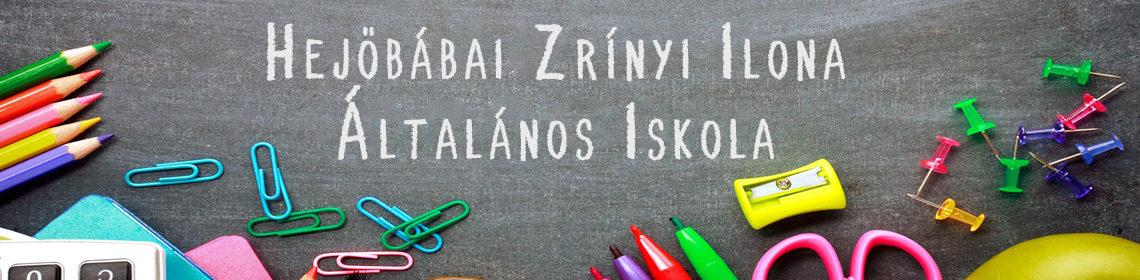 Zrínyi Ilona Általános Iskola – Hejőbába
